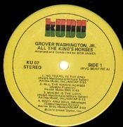 LP - Grover Washington, Jr. - All The King's Horses
