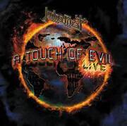CD - Judas Priest - A Touch Of Evil - Live