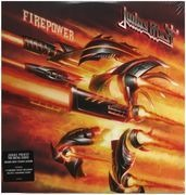 Double LP - Judas Priest - Firepower -HQ/Gatefold- - 180GR. / EMBOSSED COVER / DOWNLOAD