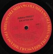 LP - Judas Priest - Sin After Sin - Terre Haute