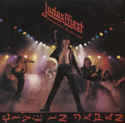 LP - Judas Priest - Unleashed In The East (Live In Japan)