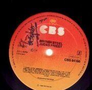 LP - Judas Priest - British Steel