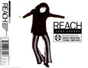 CD Single - Judy Cheeks - Reach