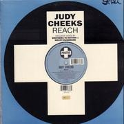 12inch Vinyl Single - Judy Cheeks - Reach