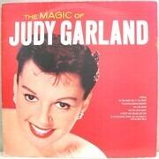 LP - Judy Garland - The Magic Of Judy Garland