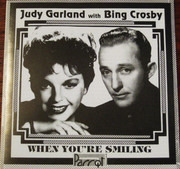 CD - Judy Garland With Bing Crosby - When You're Smiling