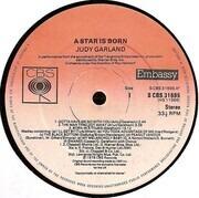 LP - Judy Garland - A Star Is Born