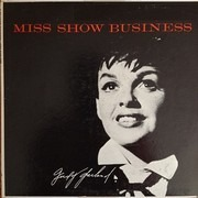 LP - Judy Garland - Miss Show Business - mono , still sealed