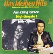 7inch Vinyl Single - Judy Collins - Amazing Grace