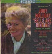 LP - Judy Holliday - Bells Are Ringing