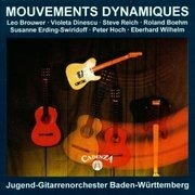 CD - Jugend-Gitarrenorch.Bw - Mouvements Dynamiques