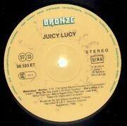 LP - Juicy Lucy - Juicy Lucy - Gatefold