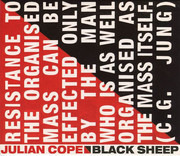 Double CD - Julian Cope - Black Sheep