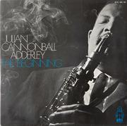 LP - Julian Cannonball Adderley - The Beginning
