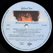 LP - Julien Clerc - Femmes, Indiscrétion, Blasphème