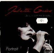 CD - Juliette Gréco - Portrait - Je Suis Comme Je Suis...