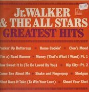 LP - Junior Walker & The All Stars - Greatest Hits