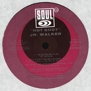 LP - Junior Walker & The All Stars - Hot Shot