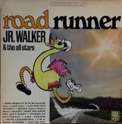 LP - Junior Walker & The All Stars - Road Runner - still sealed