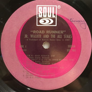LP - Junior Walker & The All Stars - Road Runner