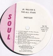 LP - Junior Walker & The All Stars - Shotgun