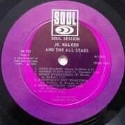 LP - Junior Walker & The All Stars - Soul Session