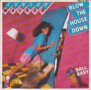 7inch Vinyl Single - Junior Walker - Blow The House Down