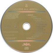 CD - Justice - Access All Arenas