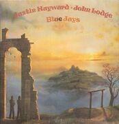 LP - Justin Hayward & John Lodge - Blue Jays - MOODY BLUES