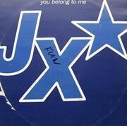 12inch Vinyl Single - JX - You Belong To Me