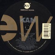 12inch Vinyl Single - Kam - Pull Ya Hoe Card