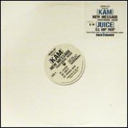 12inch Vinyl Single - Kam - New Message / Ill Hip Hop