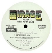 LP - Kano - New York Cake - Still Sealed