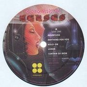 LP - Kansas - Audio-Visions