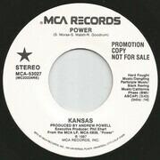 7inch Vinyl Single - Kansas - Power