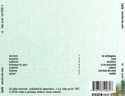 CD - Kante - Zwischen Den Orten