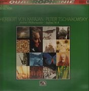 LP - Karajan / Tschaikowsky - Sinfonie Nr. 4 - quadrophonic