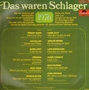 LP - Karel Gott, Daliah Lavi, Rebekka,.. - Das waren Schlager 1976
