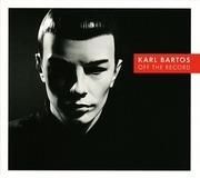 CD - KARL BARTOS - Off The Record - 44s Booklet, ltd