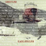 CD - Karl Seglem - Ossicles