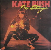 12inch Vinyl Single - Kate Bush - On Stage