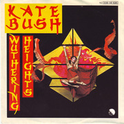 7inch Vinyl Single - Kate Bush - Wuthering Heights / Kite