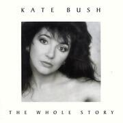 CD - Kate Bush - The Whole Story