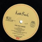 LP - Kate Bush - The Kick Inside