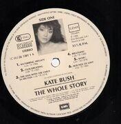 LP - Kate Bush - The Whole Story - Gatefold