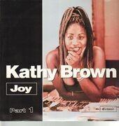 12inch Vinyl Single - Kathy Brown - Joy