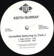 12inch Vinyl Single - Keith Murray - Incredible