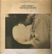 LP - Keith Jarrett - The Köln Concert - Gatefold