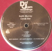 12inch Vinyl Single - Keith Murray - Candi Bar / Carnage