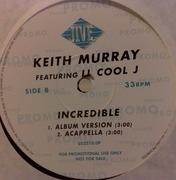 LP - Keith Murray - Incredible